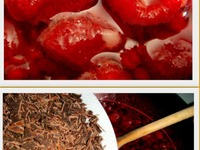 Малина в шоколаде-зимняя пятиминутка ингредиенты