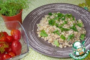 Рецепт Пилав из трех видов круп