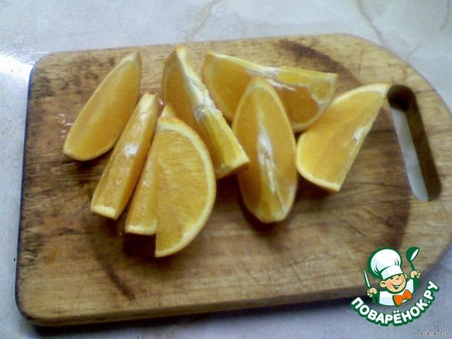 """Готовим """"Апельсиновая"""" курочка домашний пошаговый рецепт приготовления с фото #2"""