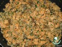 Пирог с красной рыбой и рисом ингредиенты