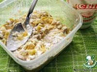"""Закусочный торт """"Лесная полянка"""" ингредиенты"""