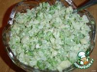 """Салат """"Любимая капустка"""" ингредиенты"""