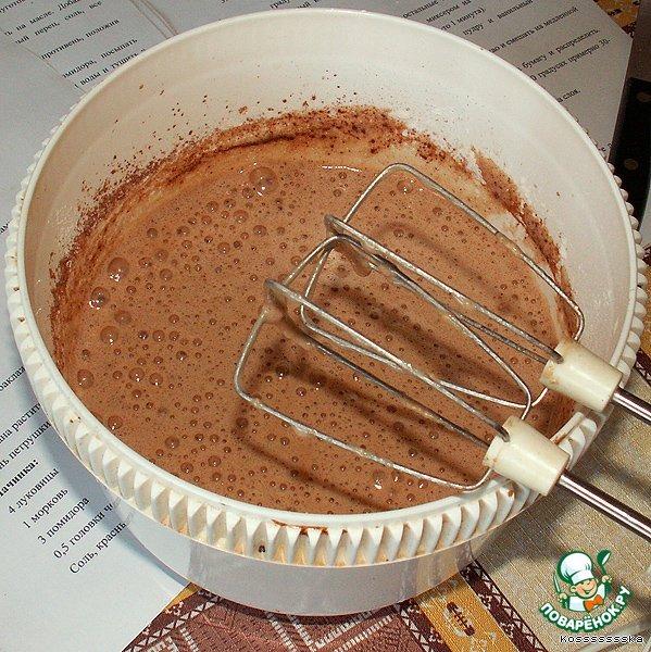 Торт с фруктами политый шоколадом фото 3