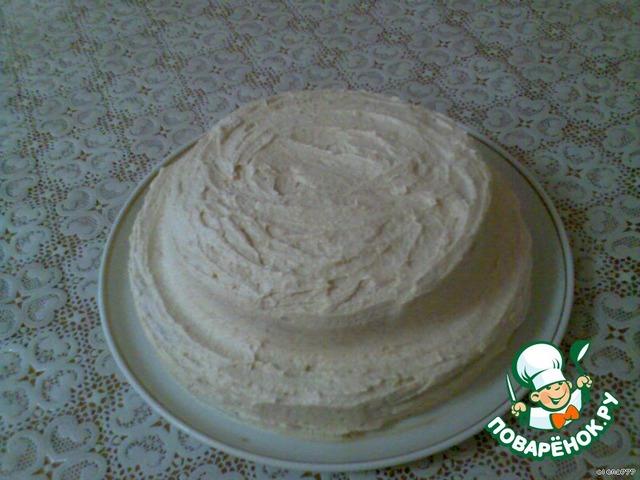 Рецепт торта зимняя вишня в домашних условиях 375
