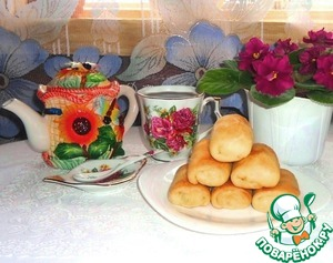 Рецепт Постные конвертики с апельсиновым рисом, финиками и орехами