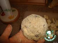 Котлеты из баклажан ингредиенты