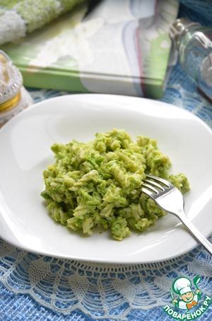 Рецепт Паста с овощным соусом