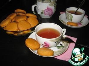 Рецепт Томатное печенье