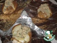 Запеченный картофель «Чесночно-сырный» ингредиенты