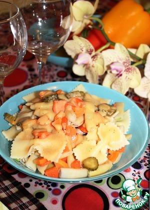 Рецепты салатов, 929 самых вкусных пошаговых рецептов с фото