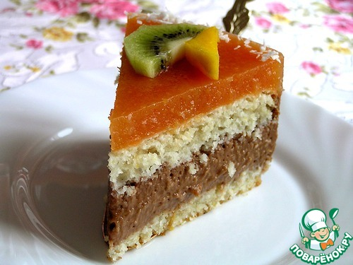 торт для мамы рецепт с фото