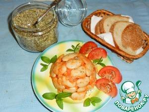 Крупная белая фасоль, запеченная в духовке простой рецепт приготовления с фотографиями как готовить