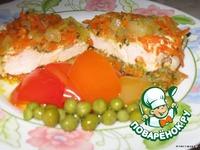Куриная грудка с овощами ингредиенты