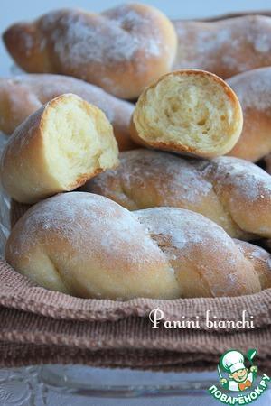 Рецепт Панини (булочки)