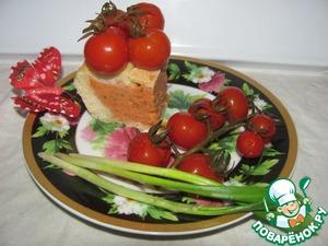 Рецепт Постный рыбный пирог. Постные маковые рулетики
