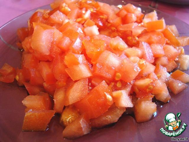 Салат ракушка фото