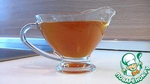 Рецепт Мед из тыквы