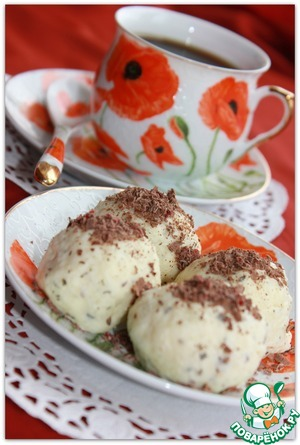 Рецепт Рисовое итальянское мороженое