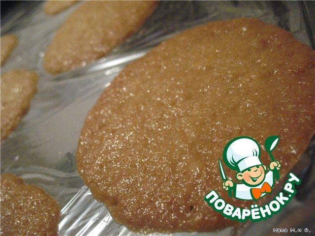 Хрустящие медовые фунтики простой рецепт с фото пошагово #2
