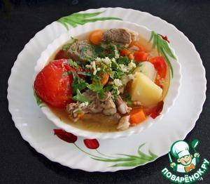 Рецепт Хашлама