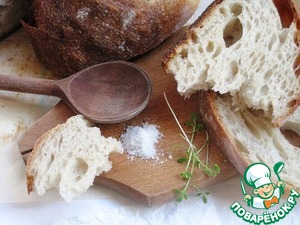 """Рецепт Хлеб """"Тортано"""""""