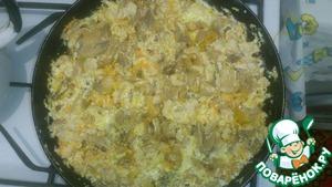 Курино-грибной соус рецепт с фотографиями