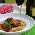 Кусочки филе индейки, приготовленные по-итальянски