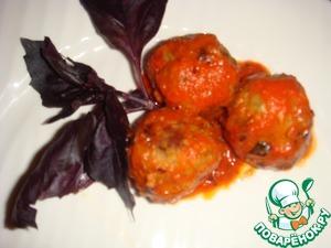 Фрикадельки в томатном соусе домашний рецепт приготовления с фотографиями пошагово как приготовить