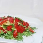 Салат по-итальянски от Юлии Высоцкой