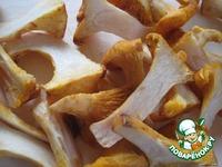 """Маринованные грибы """"лисички"""" ингредиенты"""