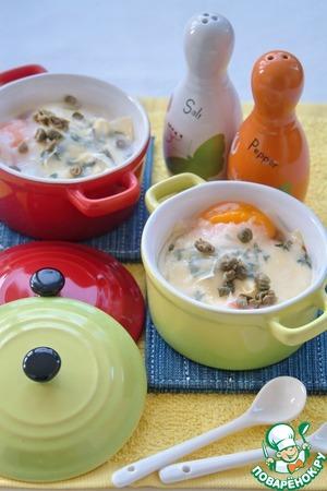 Рецепт Яйца по-неаполитански