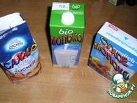 Cгущeнное молоко собственными руками ингредиенты