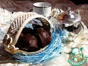 Рецепт Кокосовые шарики в шоколаде