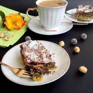 Рецепт Маковый пирог-турта де папаверо