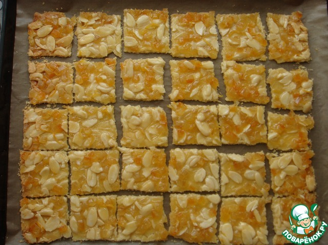 флорентийское печенье рецепты