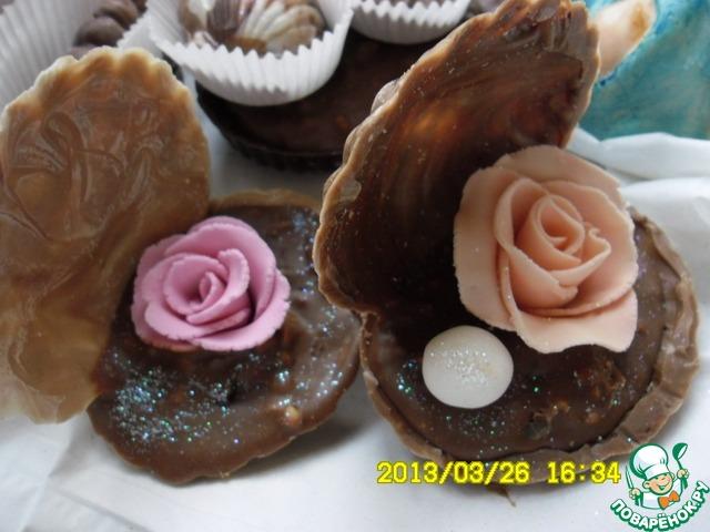 фигурки из шоколада на торт рецепт с фото