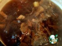 Постный суп с домашней лапшой и белыми грибами ингредиенты
