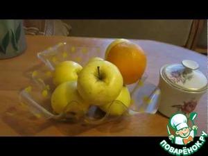 Рецепт Компот витаминный из свежих фруктов
