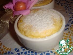 Рецепт Суфле с апельсинами по-сицилийски