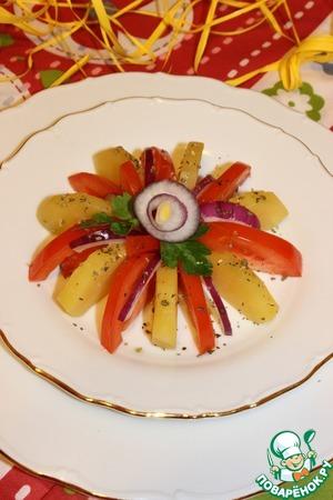 Рецепт Калабрийский салат