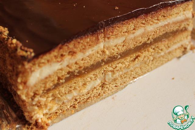 медовые пирожные