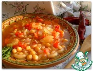 Рецепт Римский суп