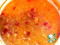 Острый апельсиновый мармелад ингредиенты