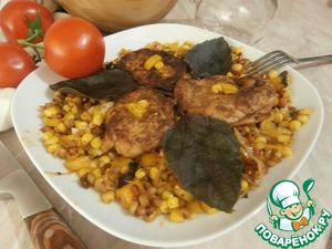 Рецепт Куриные грудки с кедровыми орешками
