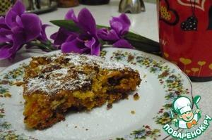 Рецепт Греческий апельсиновый пирог