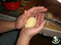 Рождественские пончики ингредиенты