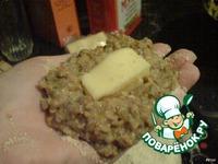 Гречневые котлетки с сыром ингредиенты