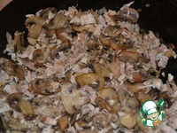 Курник с грибами и курицей ингредиенты
