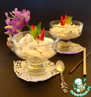 Рецепт Сицилийская кассата, замороженный десерт