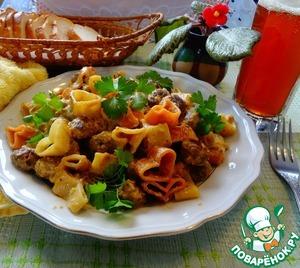 Рецепт Итальянские мини-котлетки